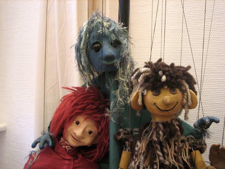 Wusel und seine Freunde