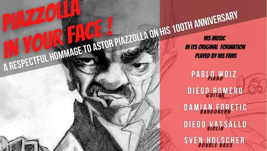 ¿Tango oder Klassik? 100 Jahre Piazzolla. ¿Ganz original?