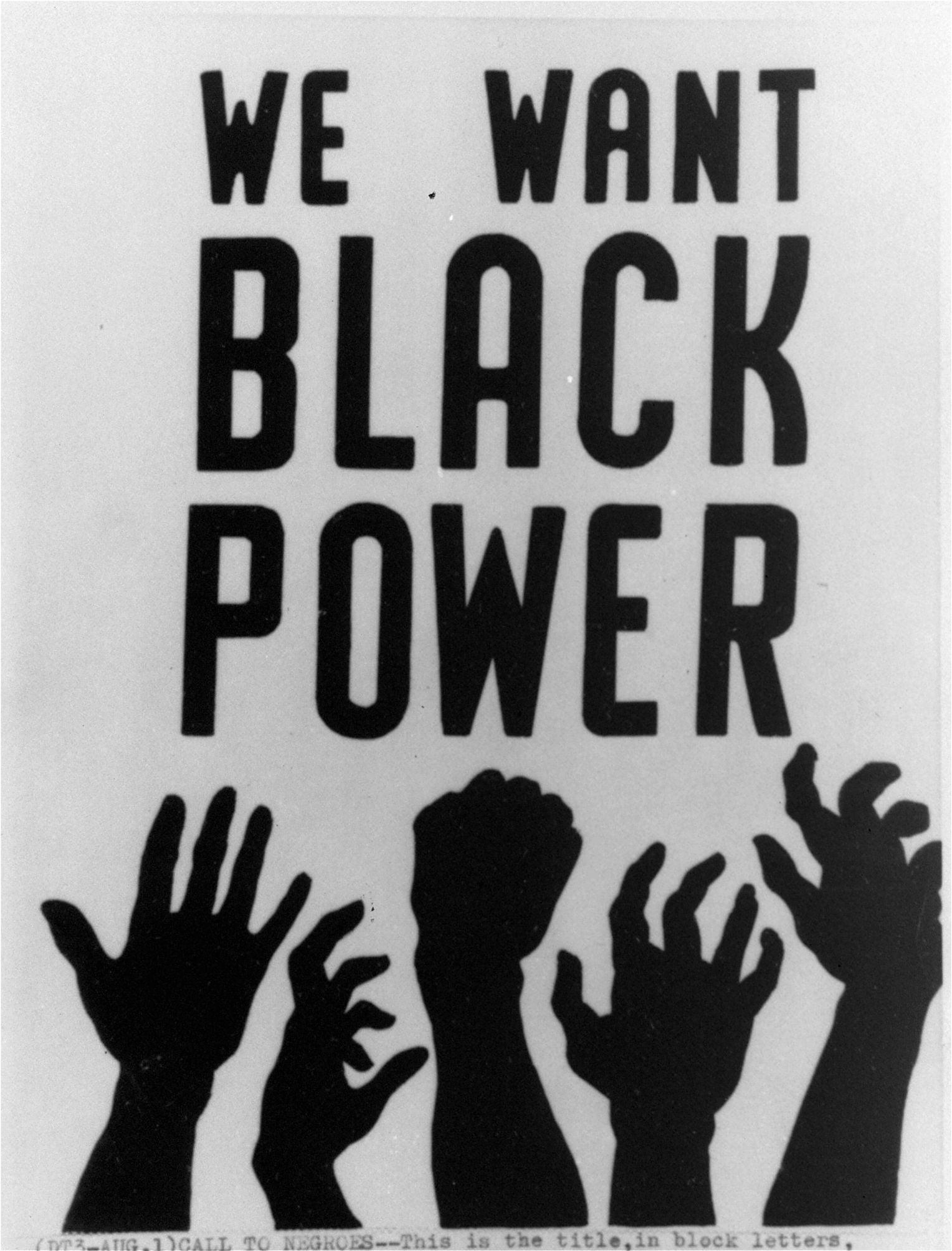 Linkes Sommerkino: The Black Power Mixtape - 1967 - 1975
