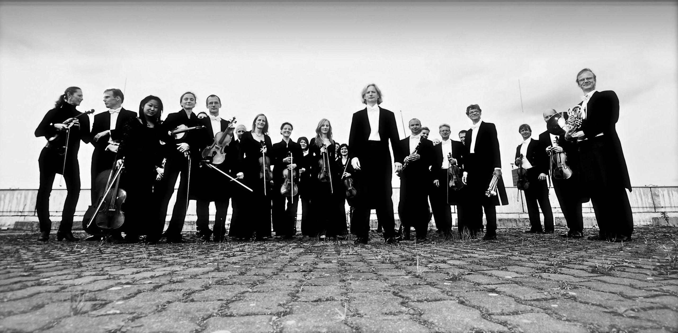 Nabil Arbaain & Mathis Mayr / Kammersymphonie Berlin