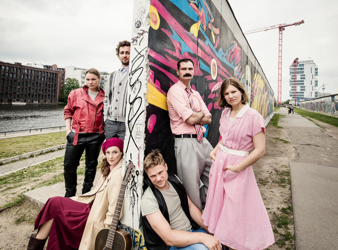 #BerlinBerlin - von Mauern und Menschen